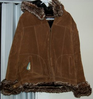 My Suede Coat